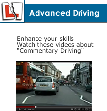 Advanced driving skills