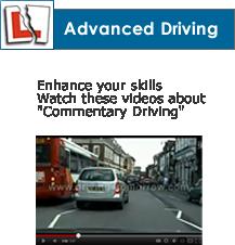 Advanced driving skills