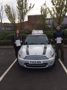 AQnother back to back double with Bristol Driving Lessons