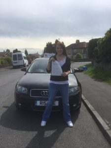 I passed with Rve first time on 24/8/2016 with Bristol Driving Lessons